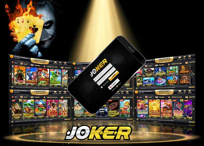 joker123 terbesar